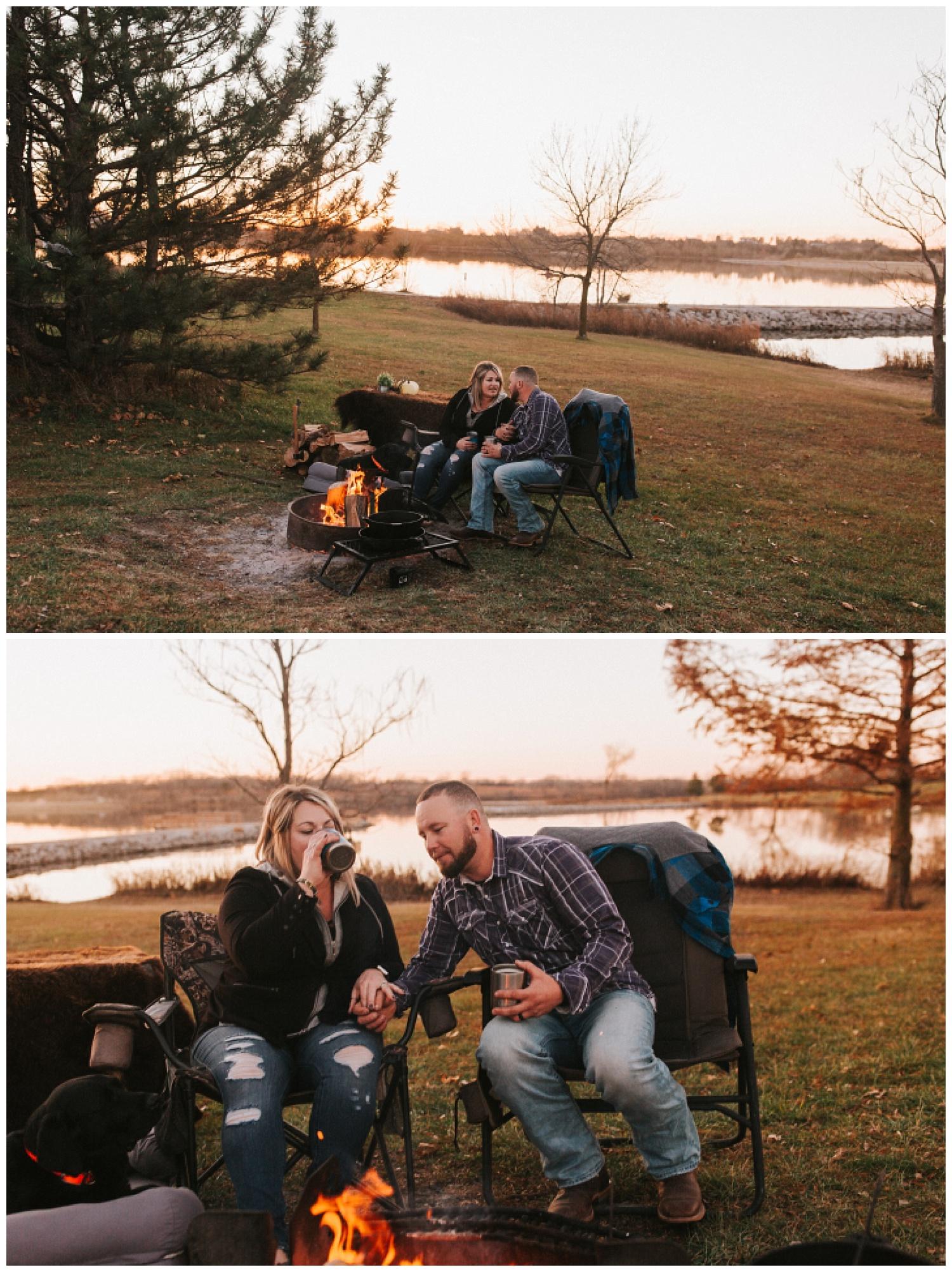 cozy_campfire_campsite_engagement_anniversary_session_nebraska_photographer_haley_chicoine_adventureous_wedding_0027.jpg