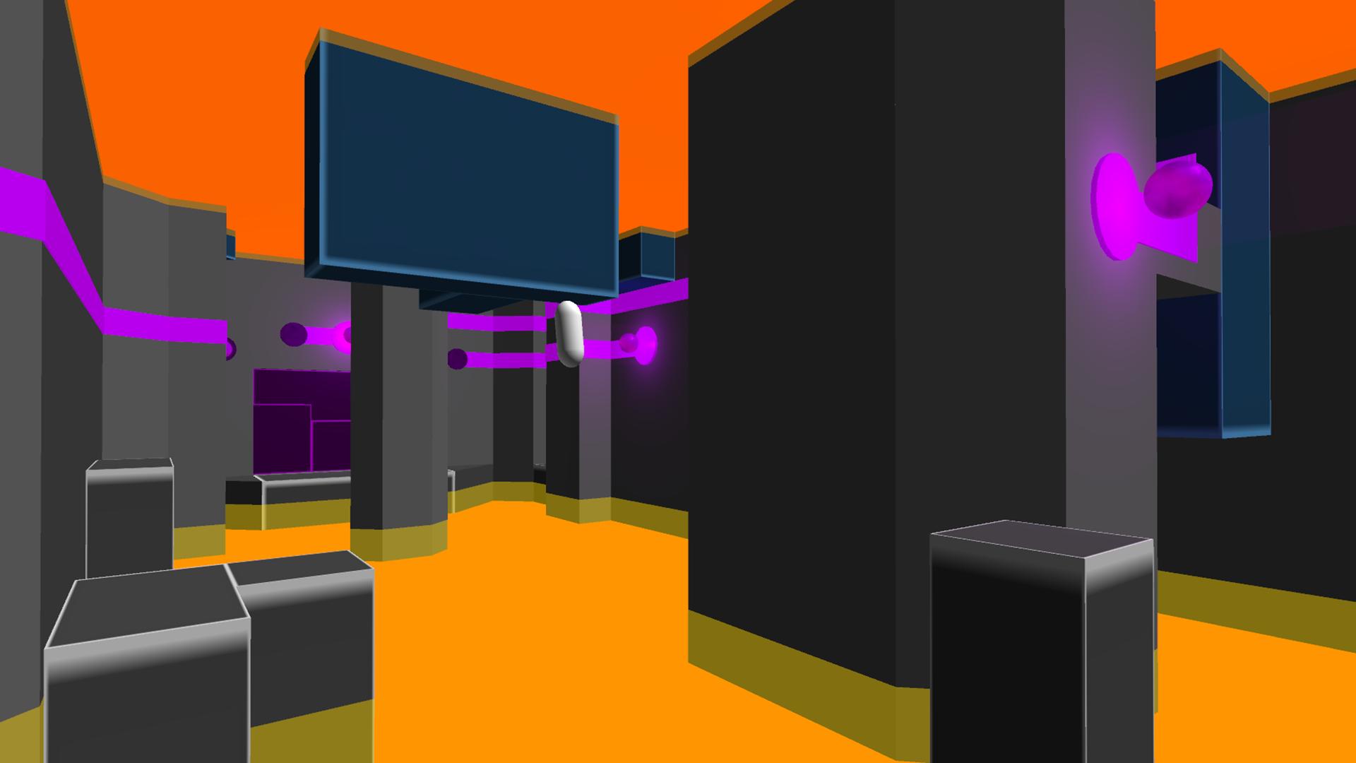 3D Platformer Project — Russell Davis
