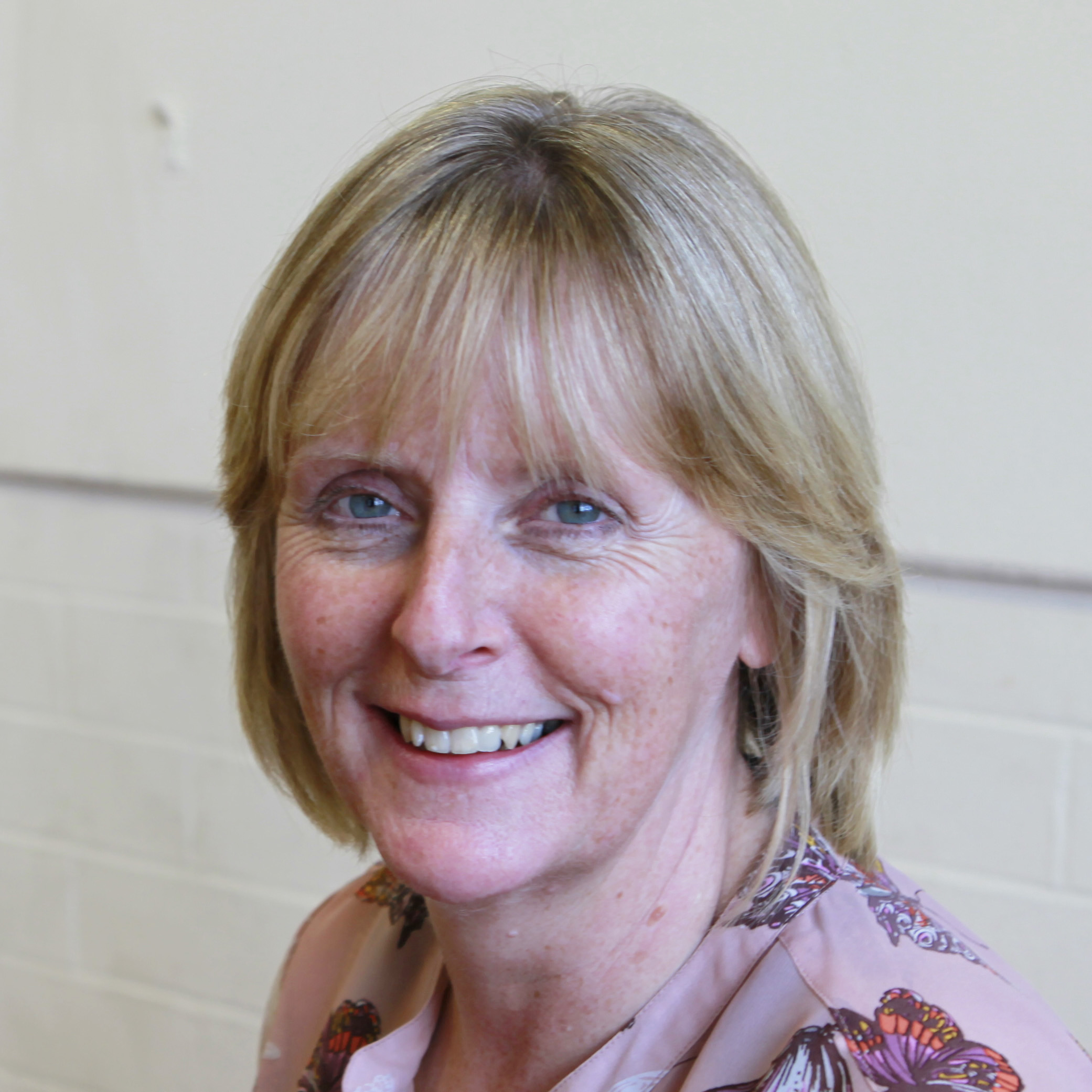 Eileen Hazell  Inclusion Officer