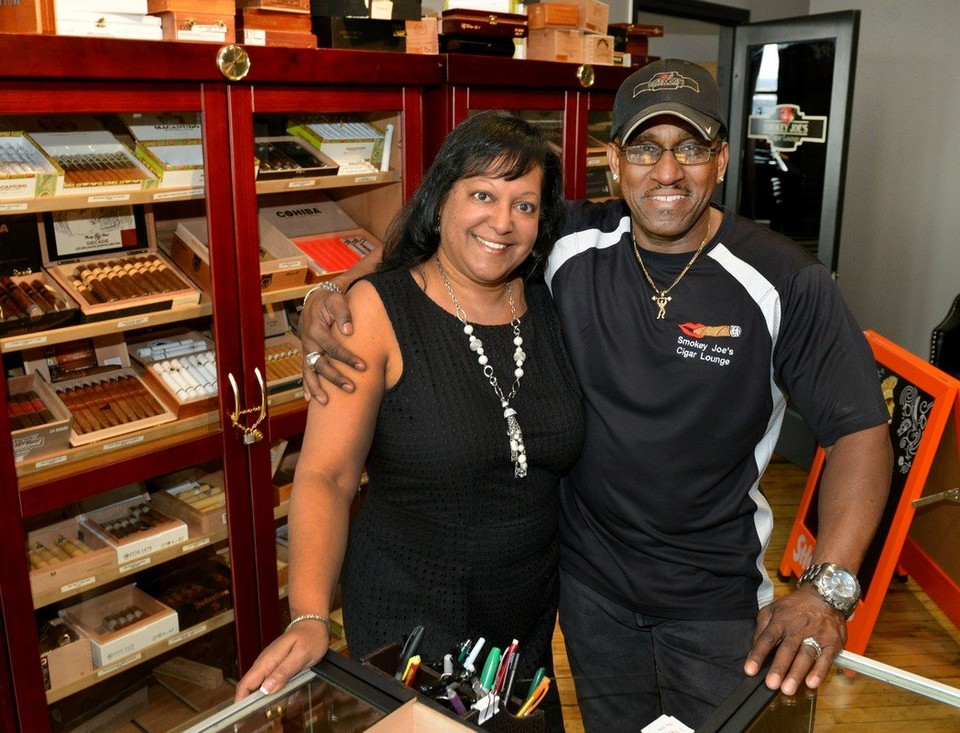 Toni and Joe Hendrix - Smokey Joes Owners.jpg
