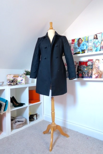 Coat tutorial opening image from Sincerely Yours, Susie blog