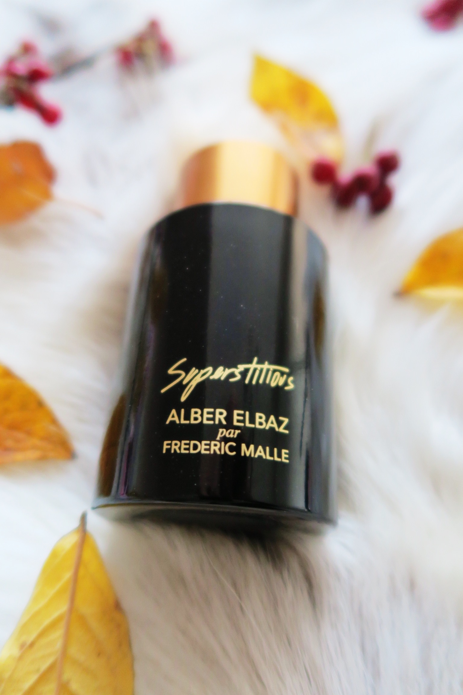 Superstitious by Alber Elbaz for Frederic Malle, £158 for 50ml.