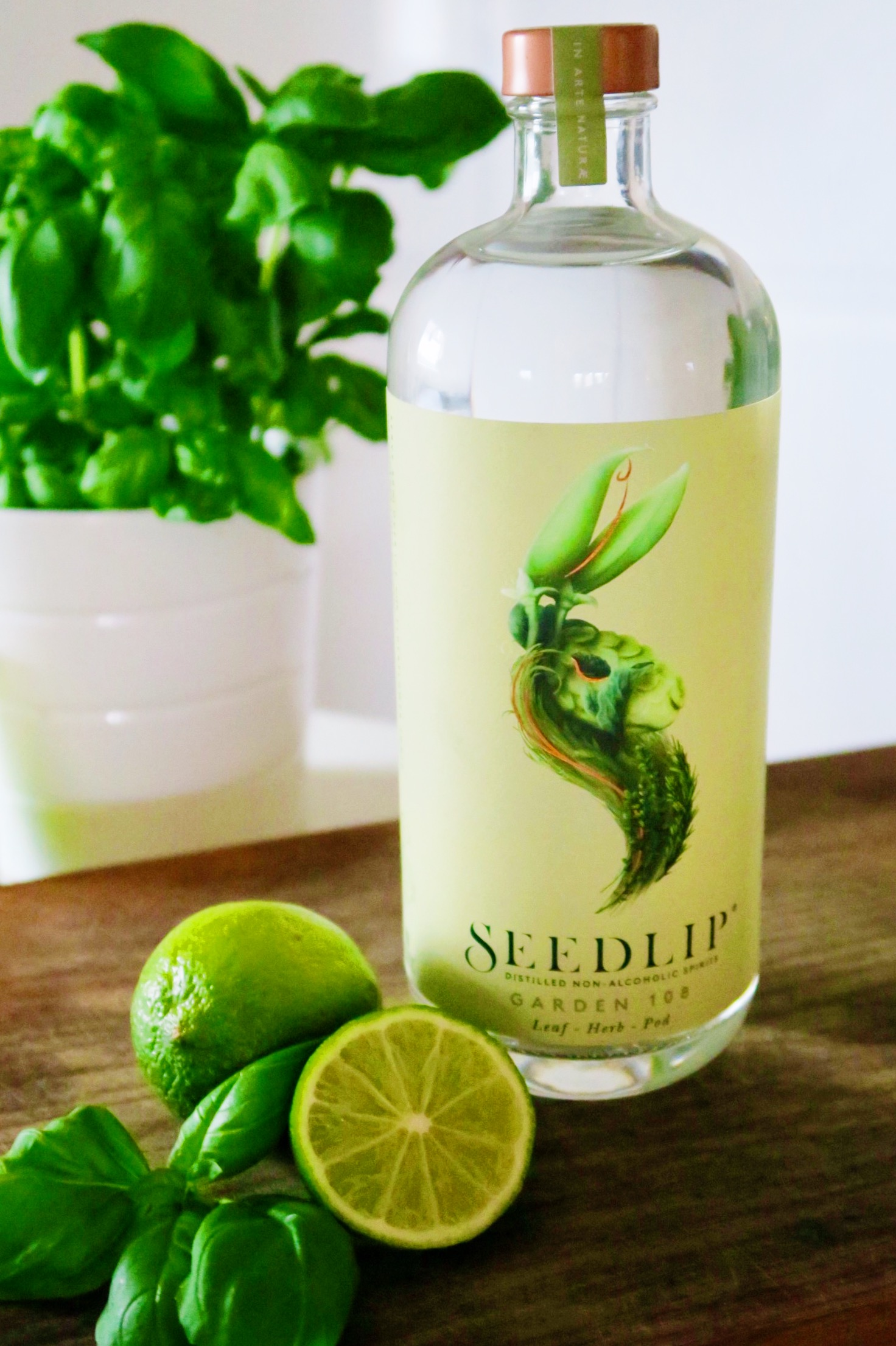 Seedlip is most definitely an acquired taste but, then again, so are most spirits. £26 from Tesco.