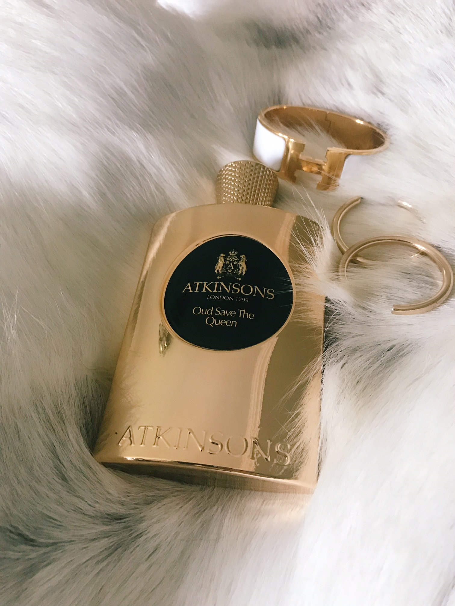 Atkinsons Oud Save The Queen, £159 for 100mls.