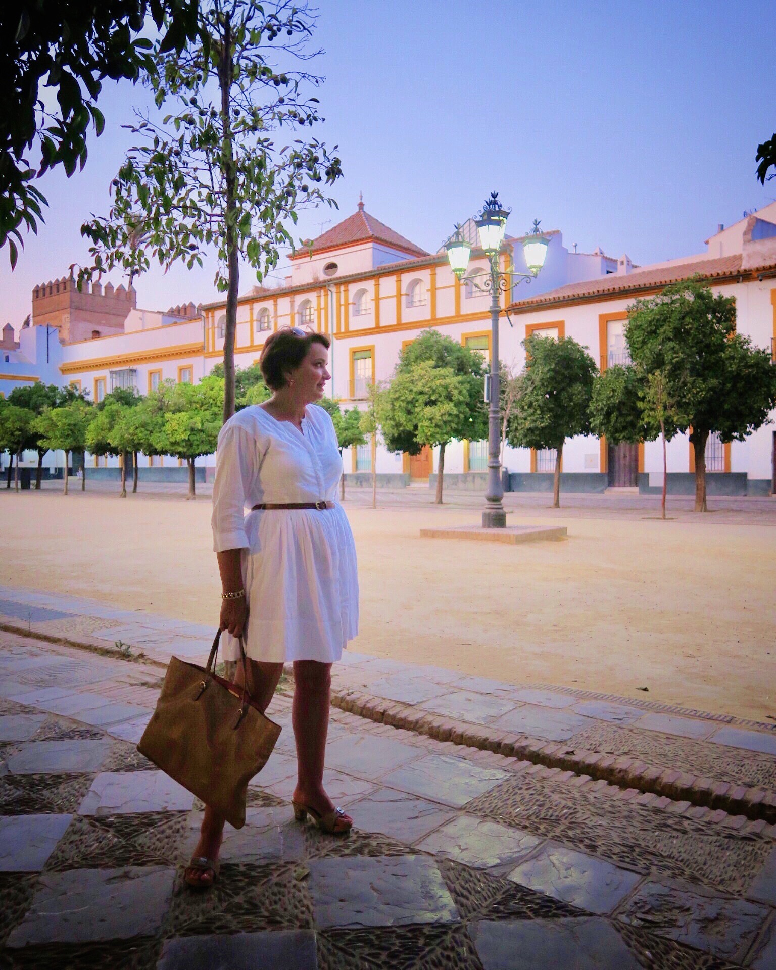 Golden hour a la Sevilla