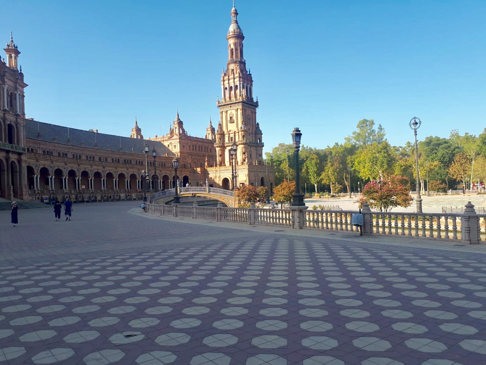Plaza de espana from Sincerely Yours Susie blog blog. Photo credit Susie Cormack Bruce.jpg