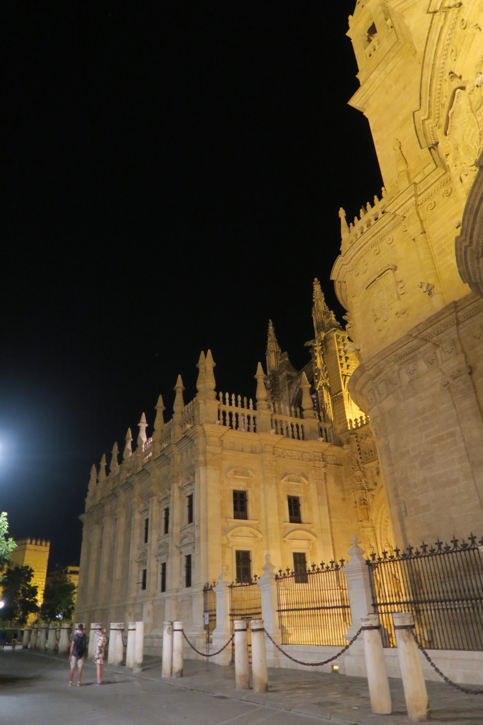 Seville cathedral  from Sincerely Yours Susie blog. Photo credit Susie Cormack Bruce.JPG