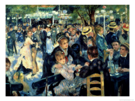 Auguste Renoir, On the Terrace