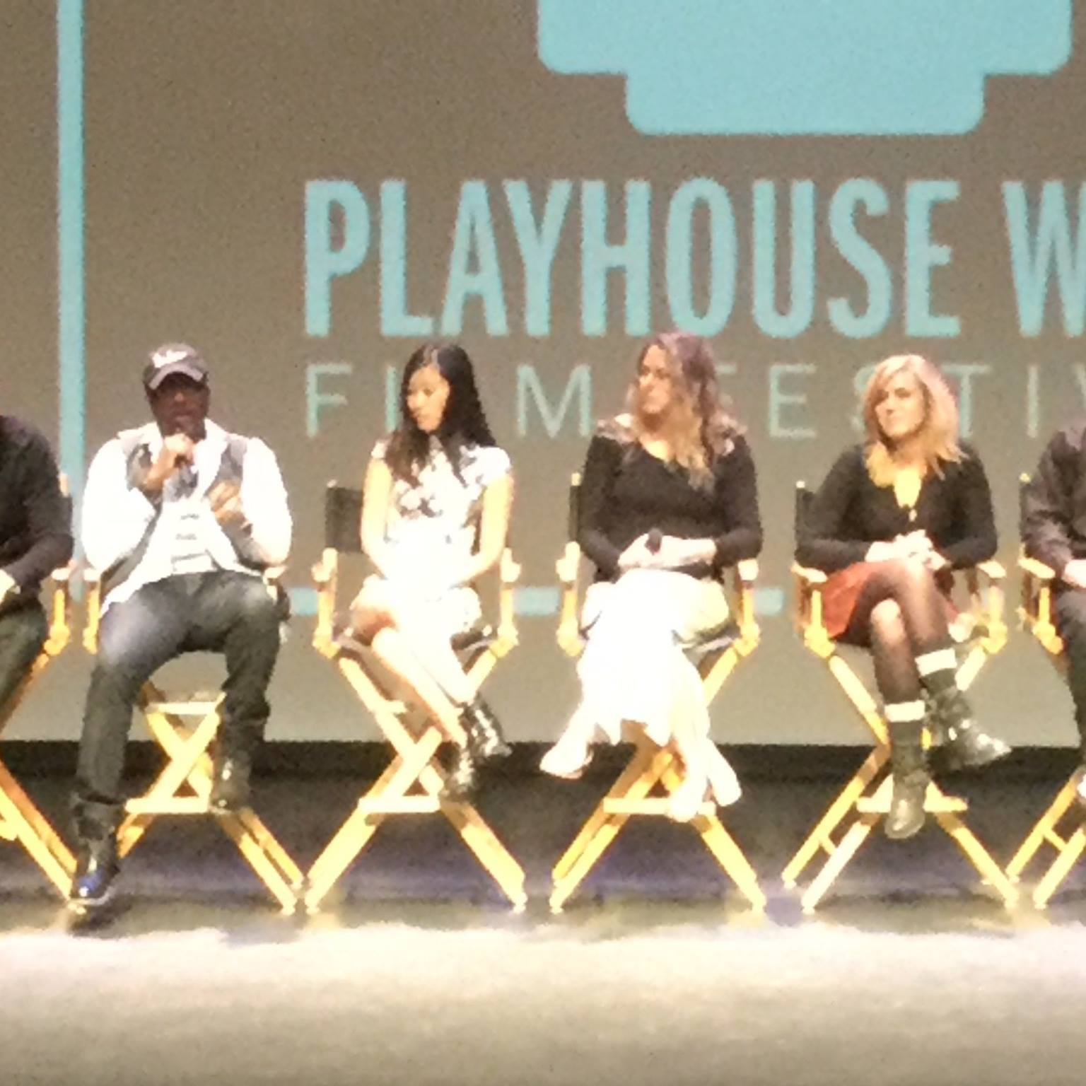 I am so grateful to JR for representing SEE ME SEE YOU in the Los Angeles talkback.