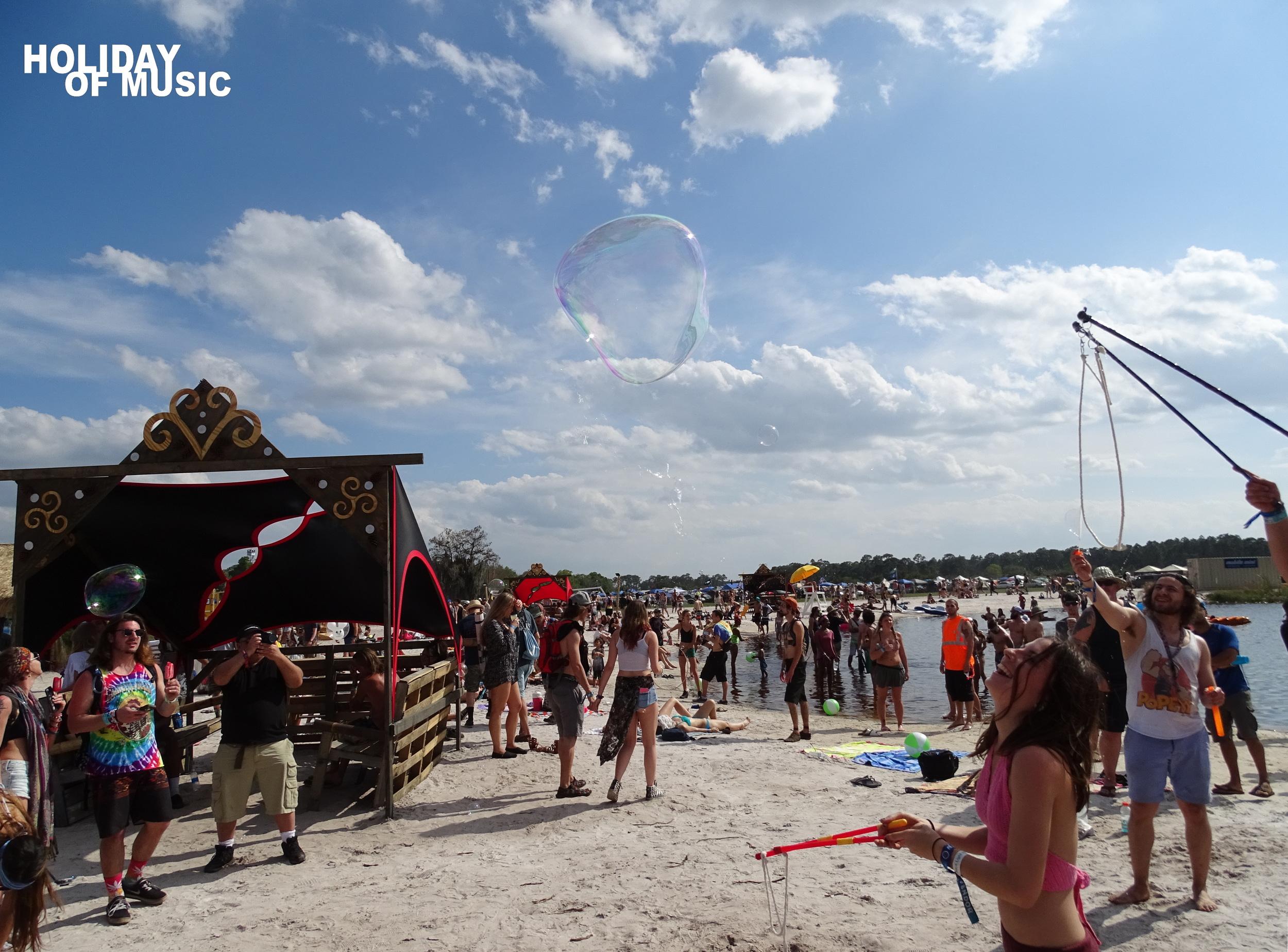 Aquachobee Beach - Okeechobee Music & Arts Festival