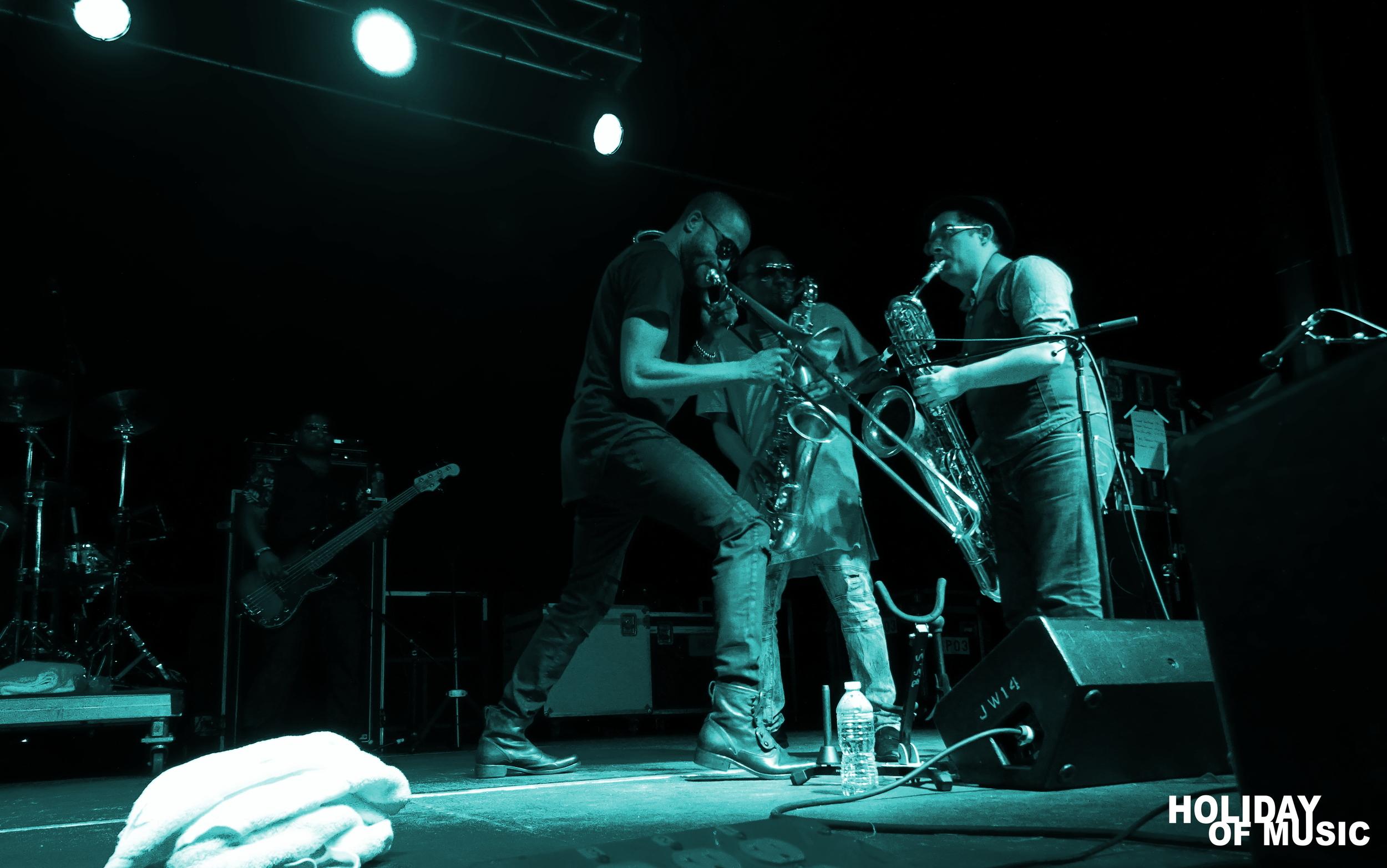 Trombone Shorty & Orleans Avenue - Sunshine Music Festival