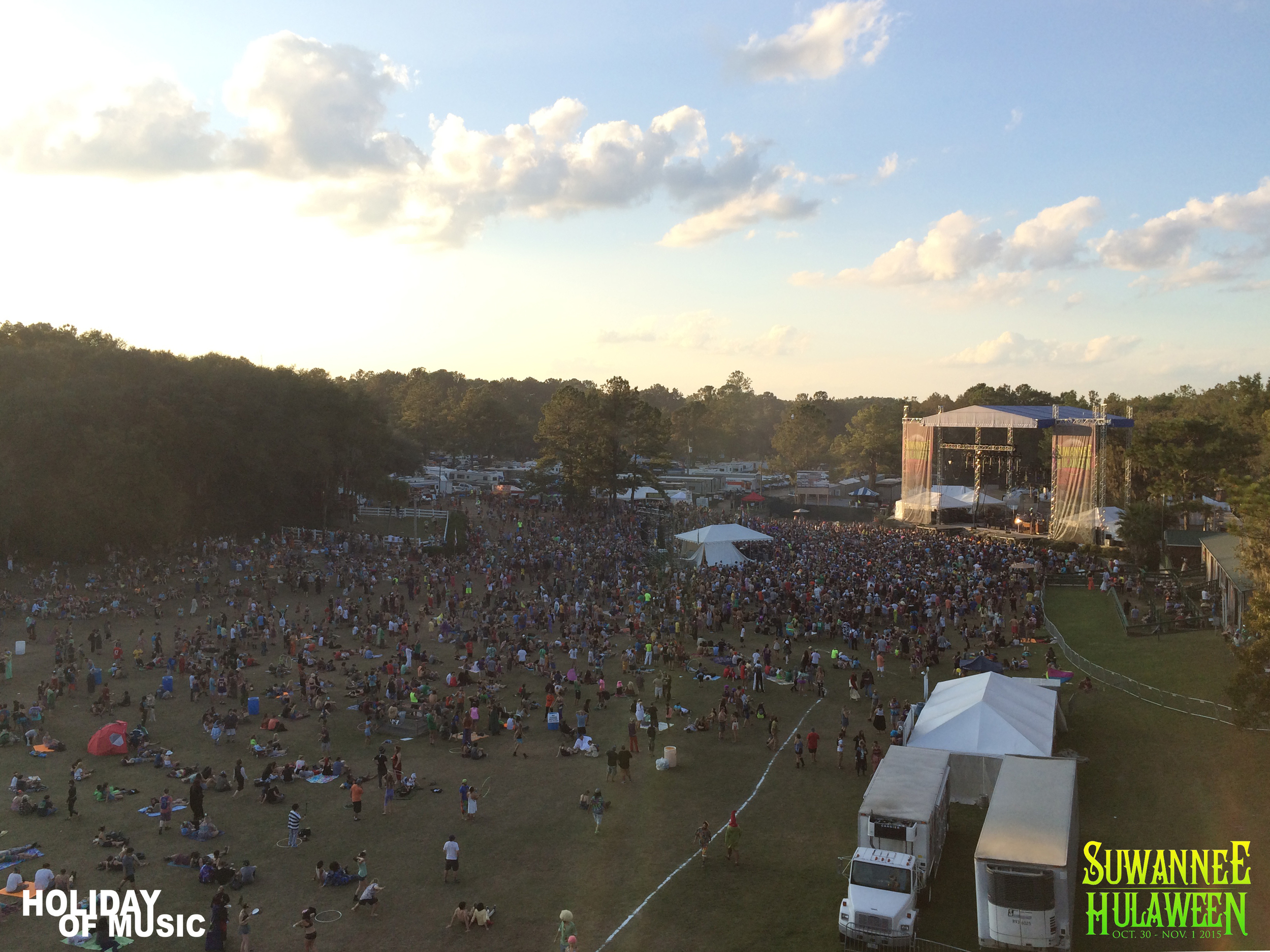 The String Cheese Incident - Suwannee Hulaween