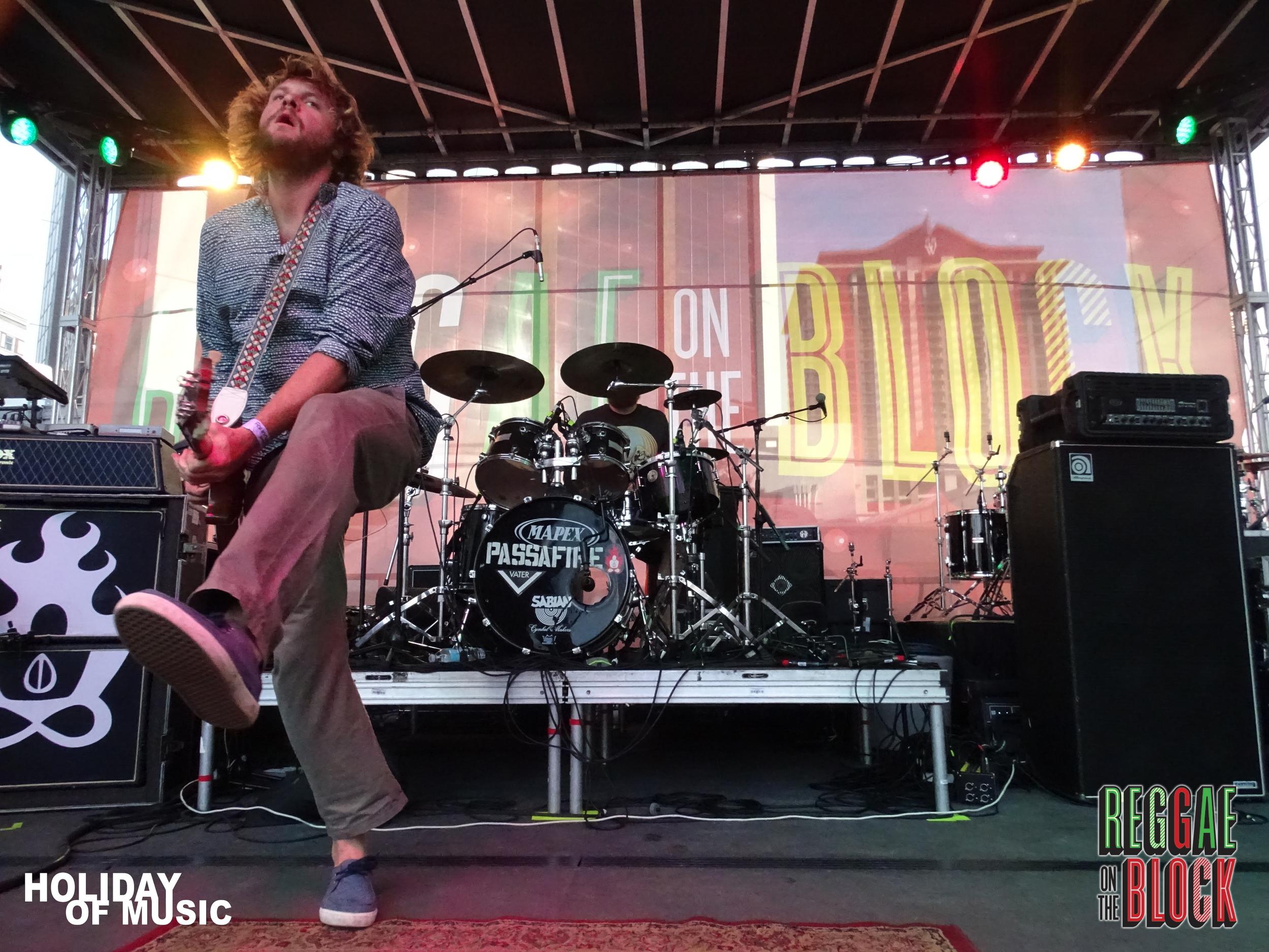 Passafire - Reggae on the Block
