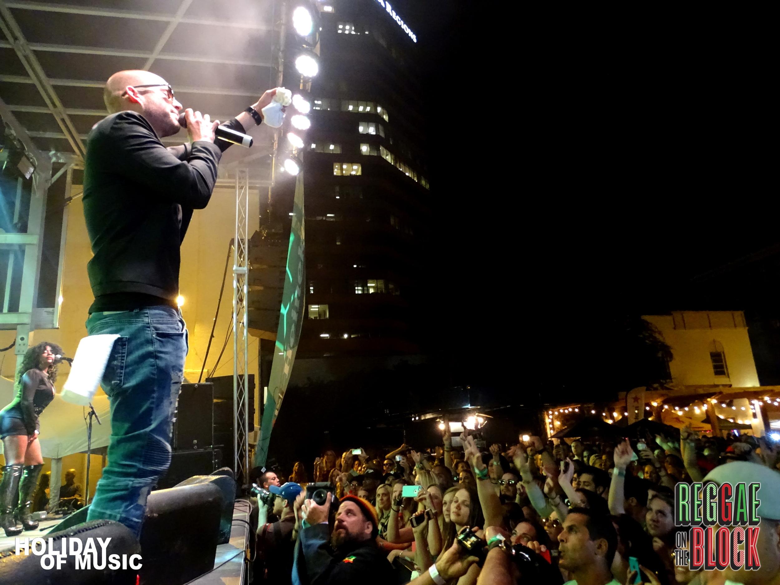 Collie Buddz - Reggae on the Block