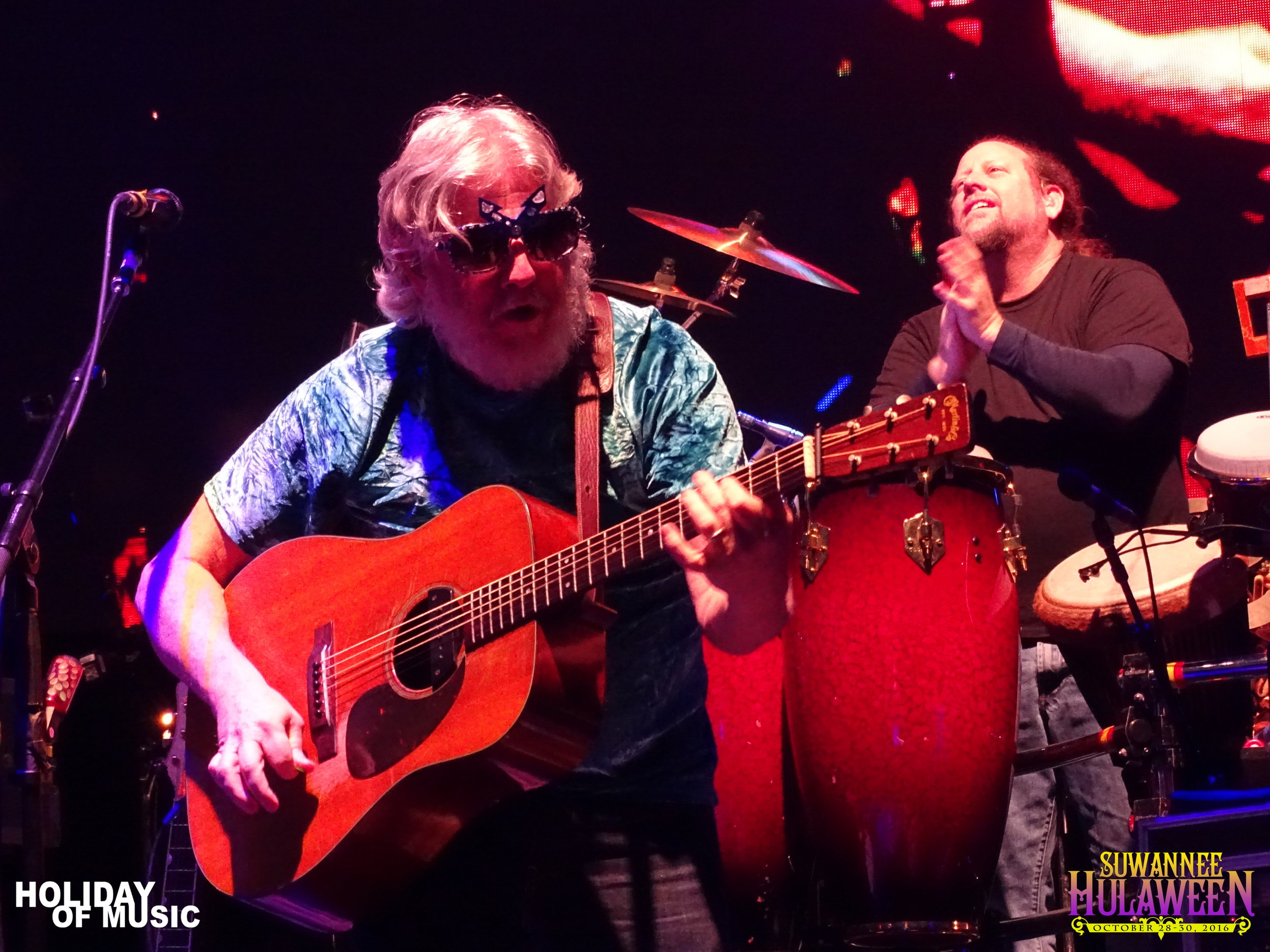 The String Cheese Incident - Suwannee Hulaween 2016