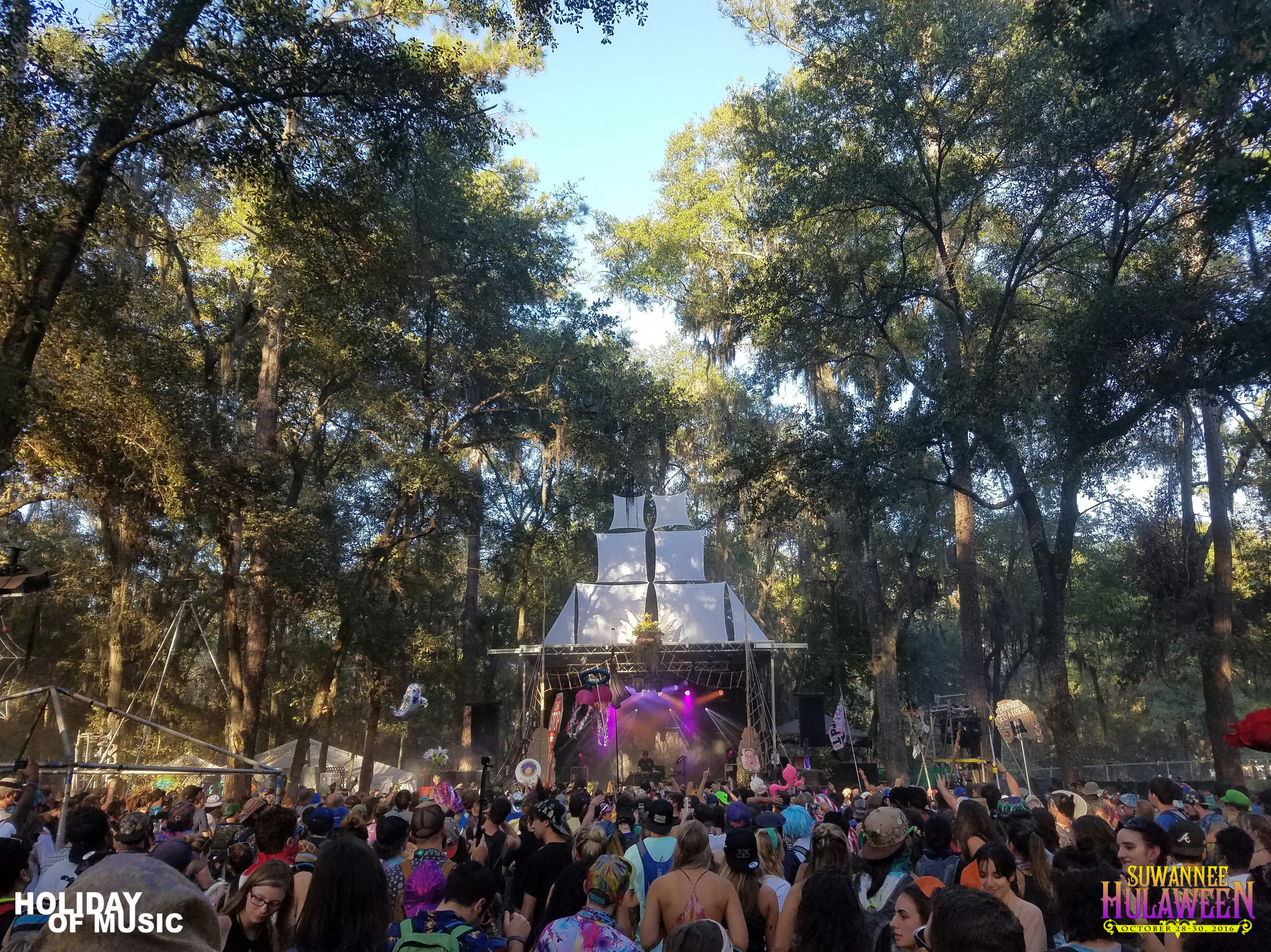 Washed Out - Suwannee Hulaween 2016