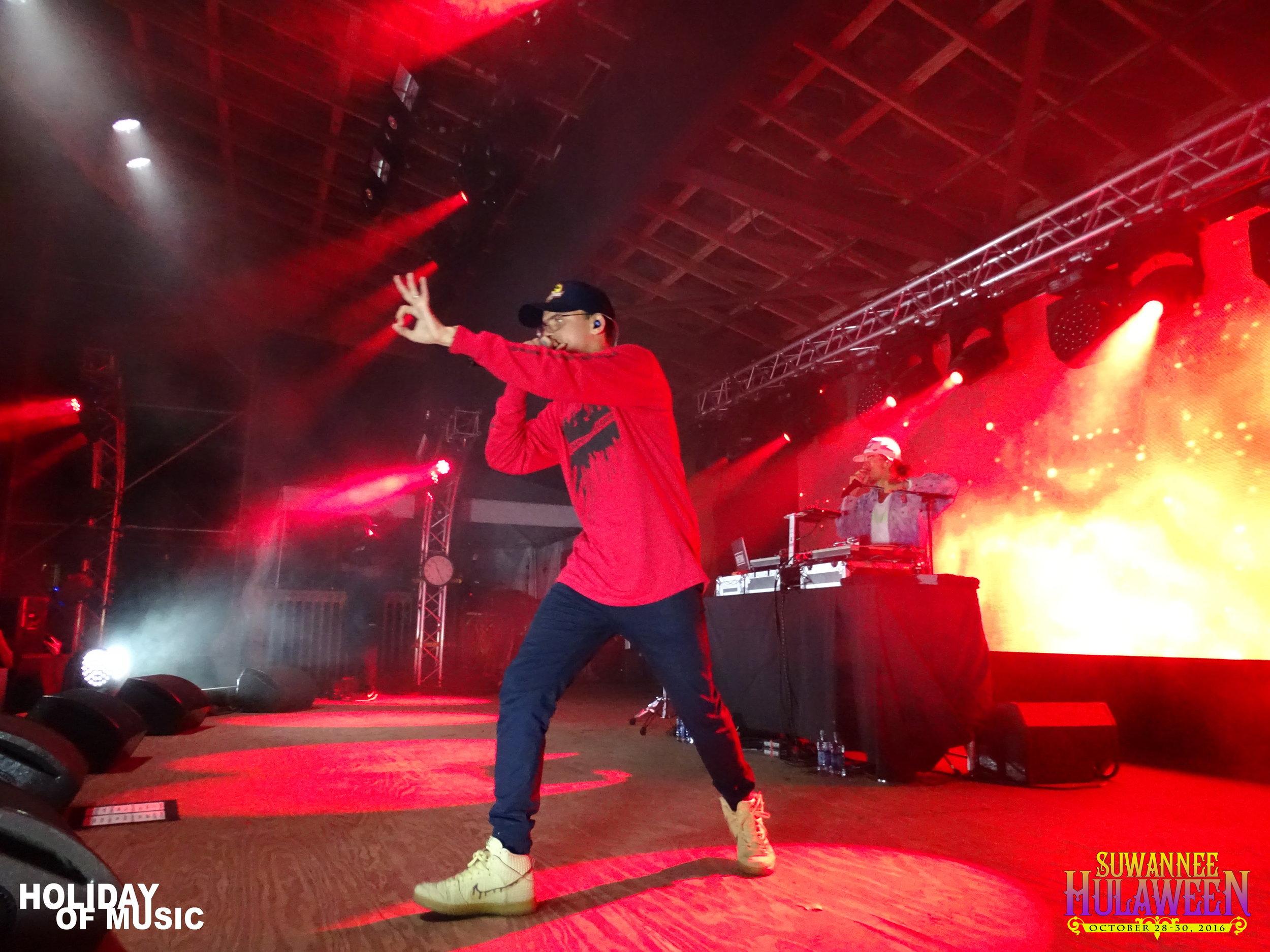Logic - Suwannee Hulaween 2016