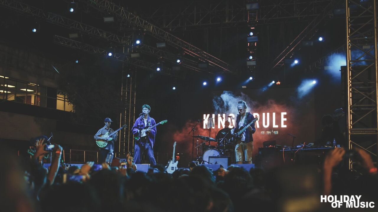 King Krule - Beach Goth 2016