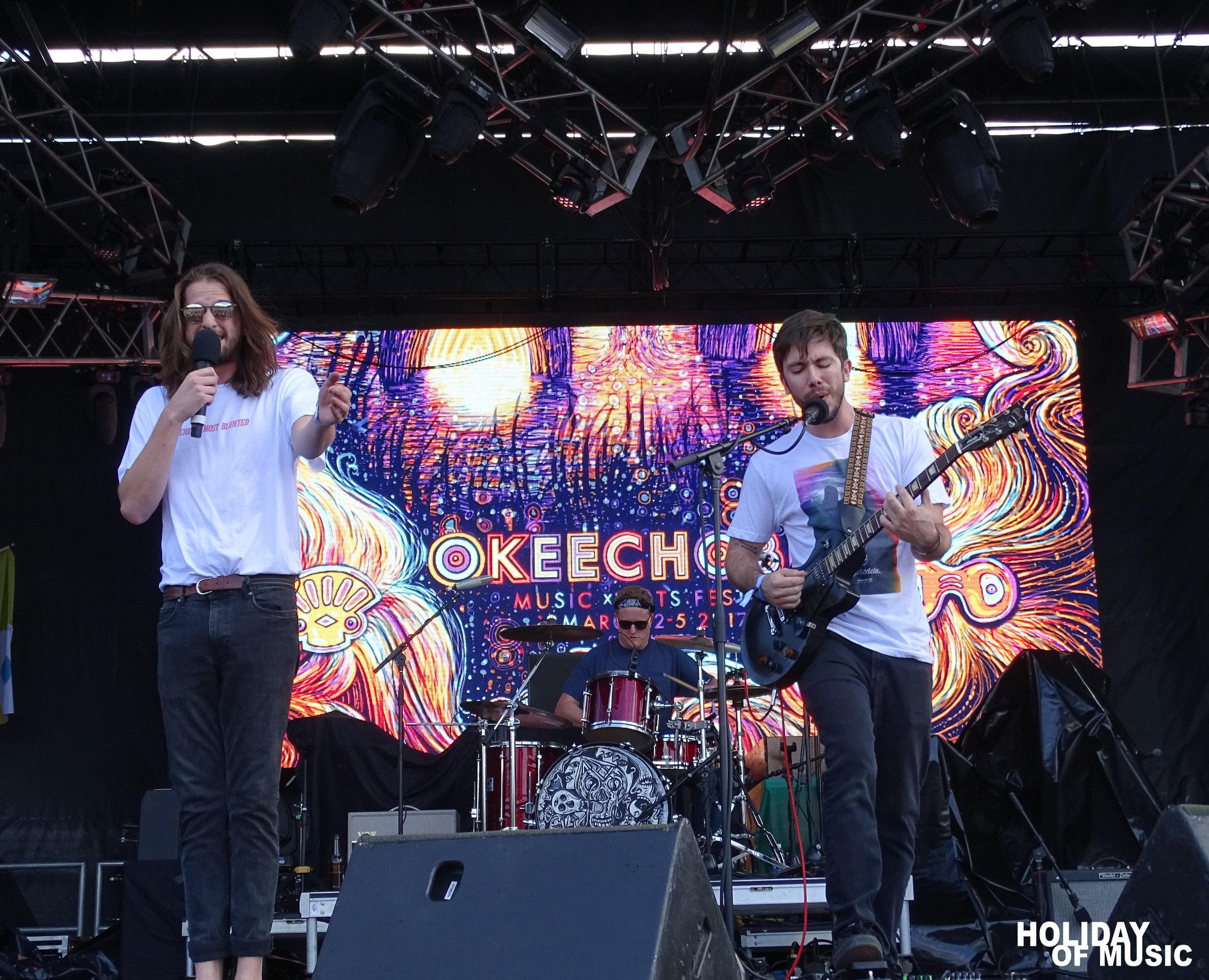 Gary Lazer Eyes - Okeechobee Music & Arts Festival 2017