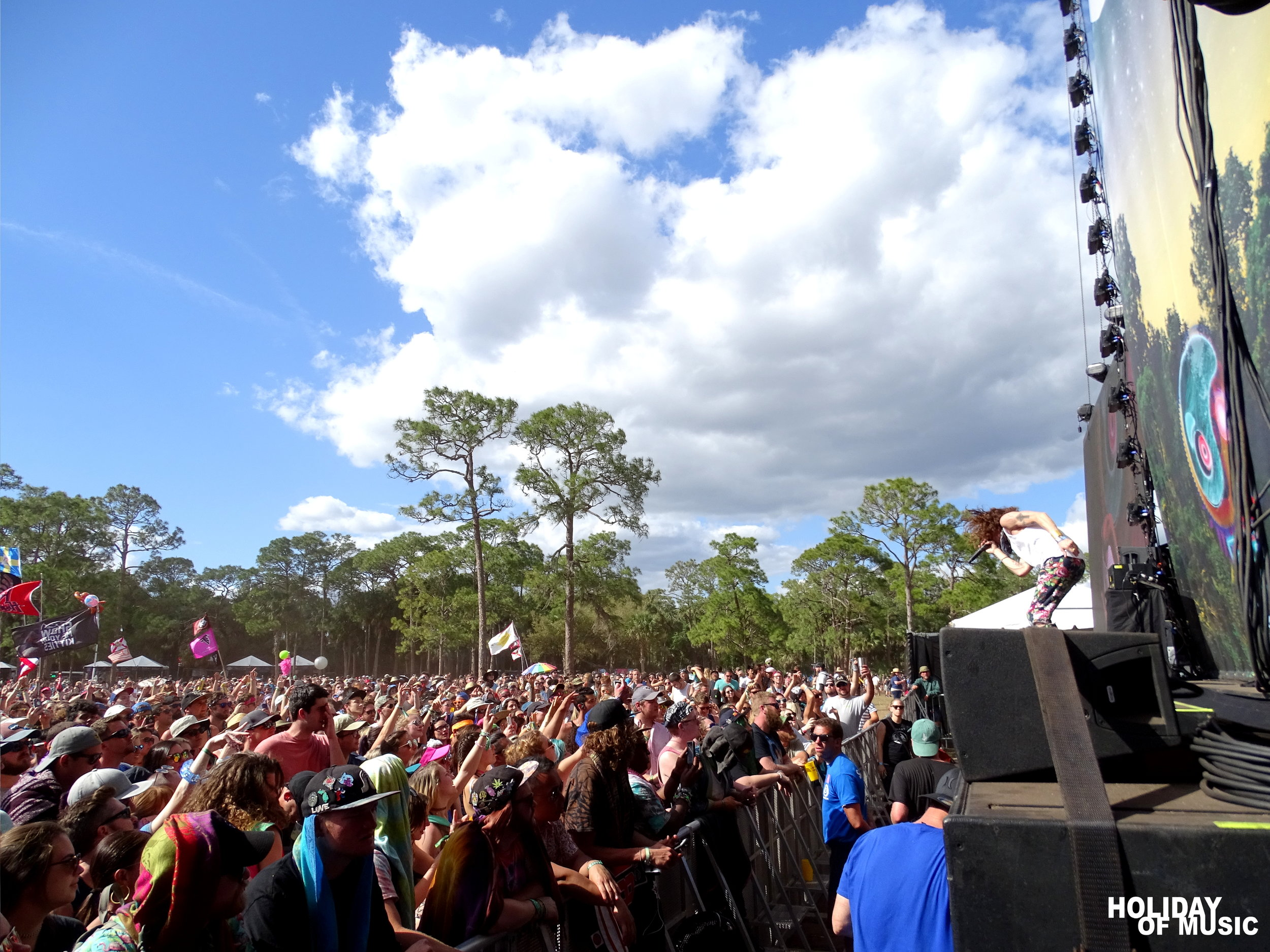 The Revivalists - Okeechobee Music & Arts Festival 2017