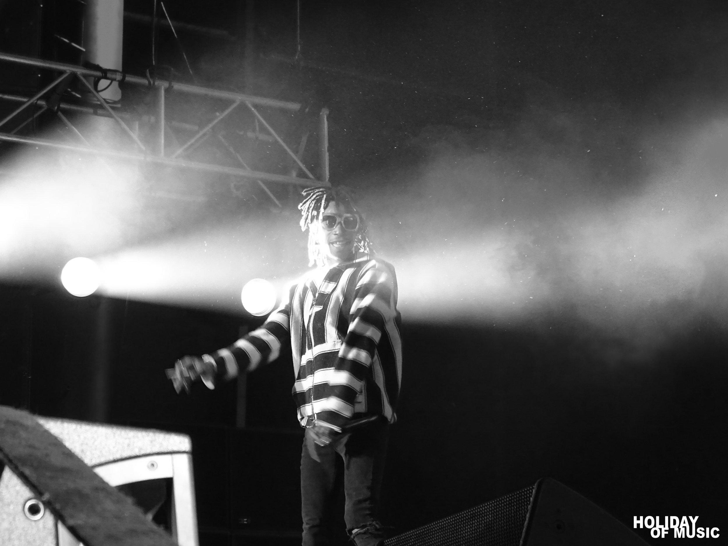 Wiz Khalifa - Okeechobee Music & Arts Festival 2017