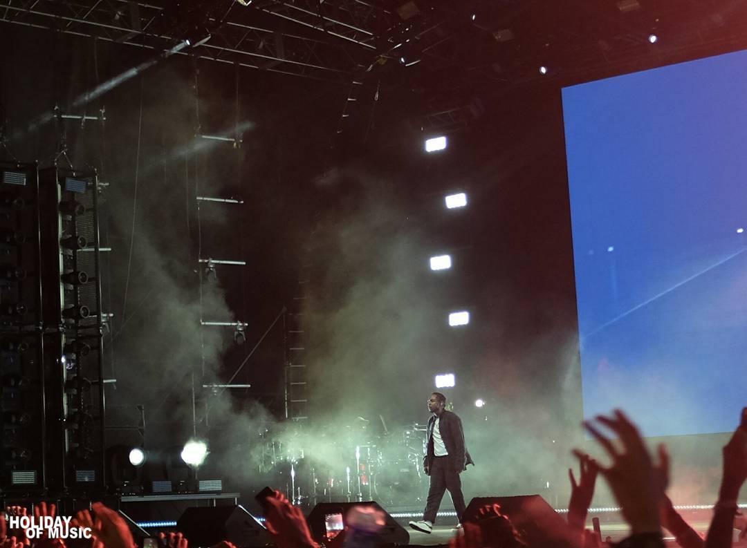 Kendrick Lamar - Rolling Loud 2017