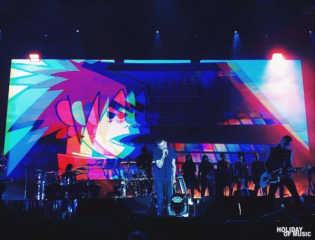 Gorillaz - III Points Festival 2017