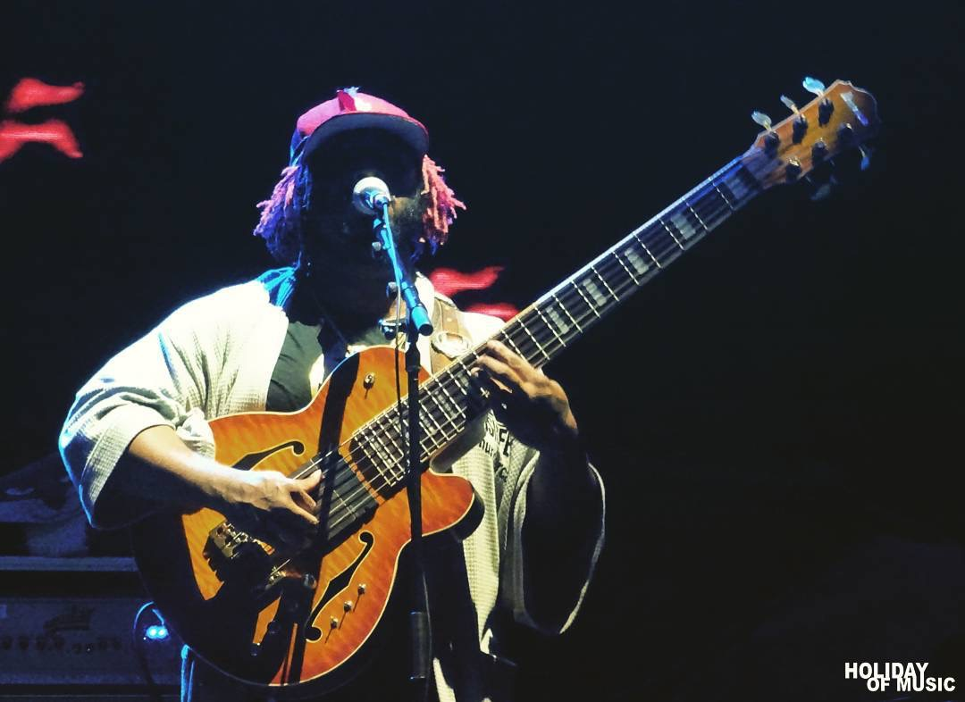 Thundercat - III Points Festival 2017