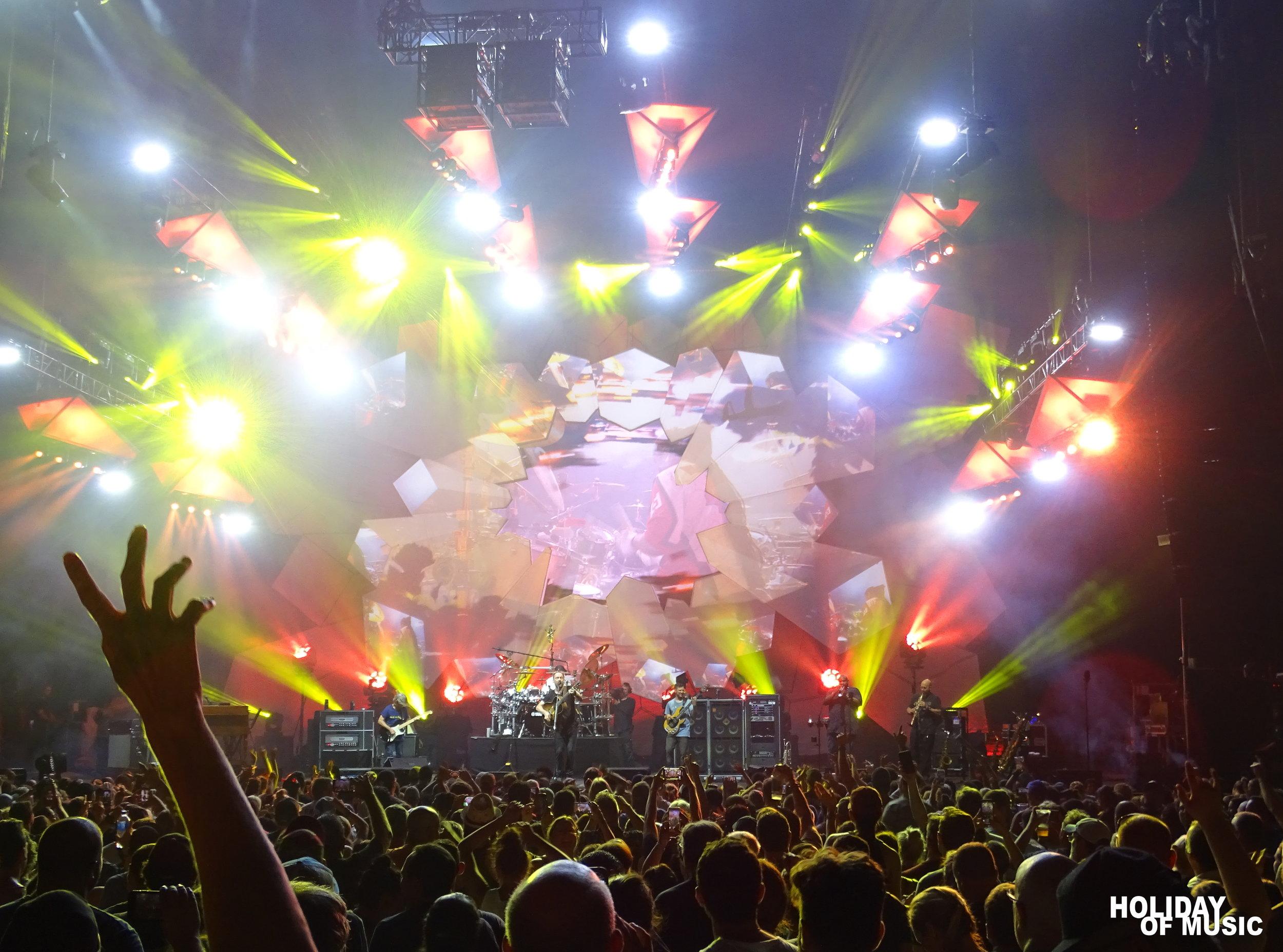 Dave Matthews Band - Coral Sky Amphitheatre 2018