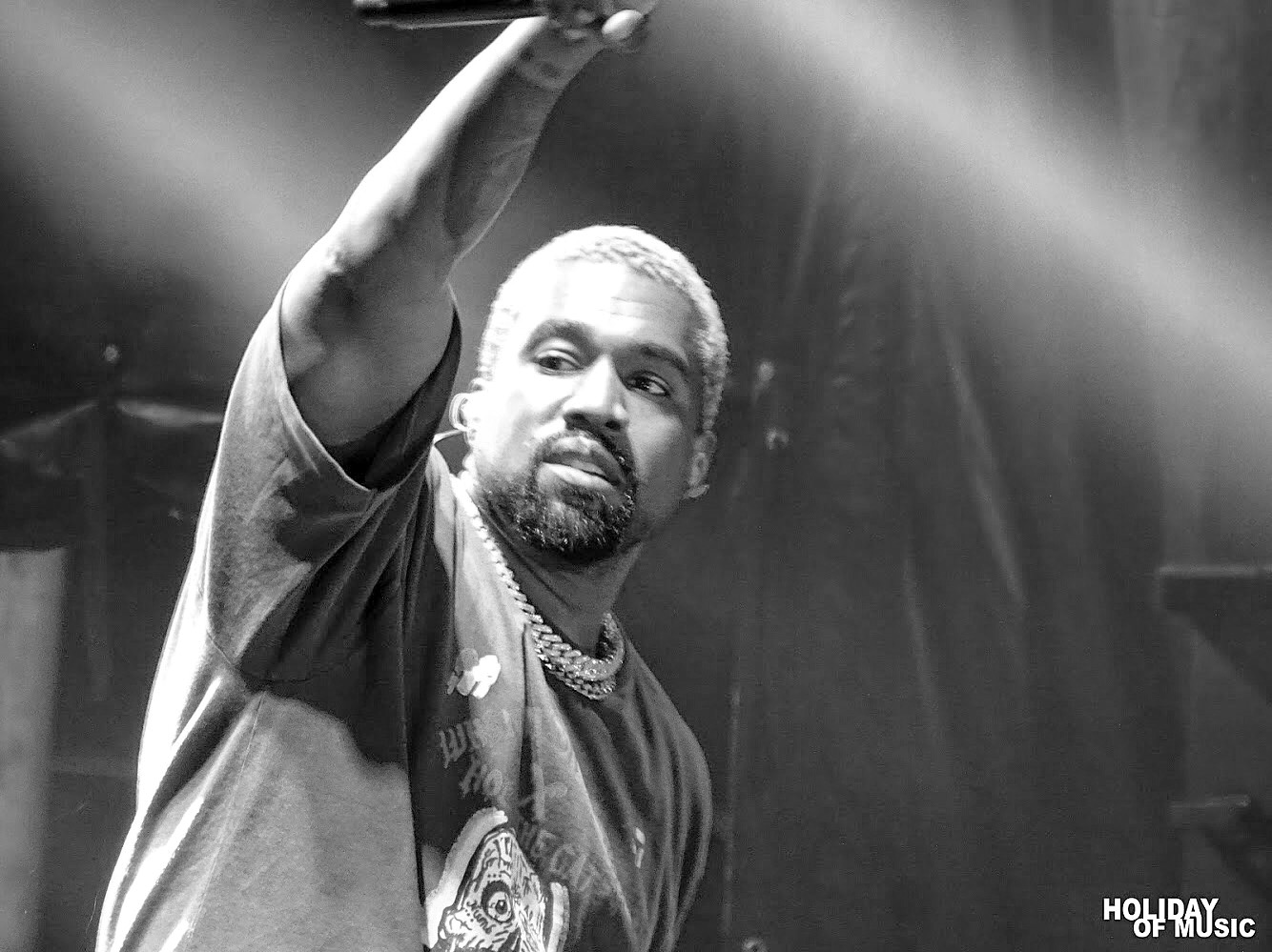 Kanye West - Skins Album Release 2018