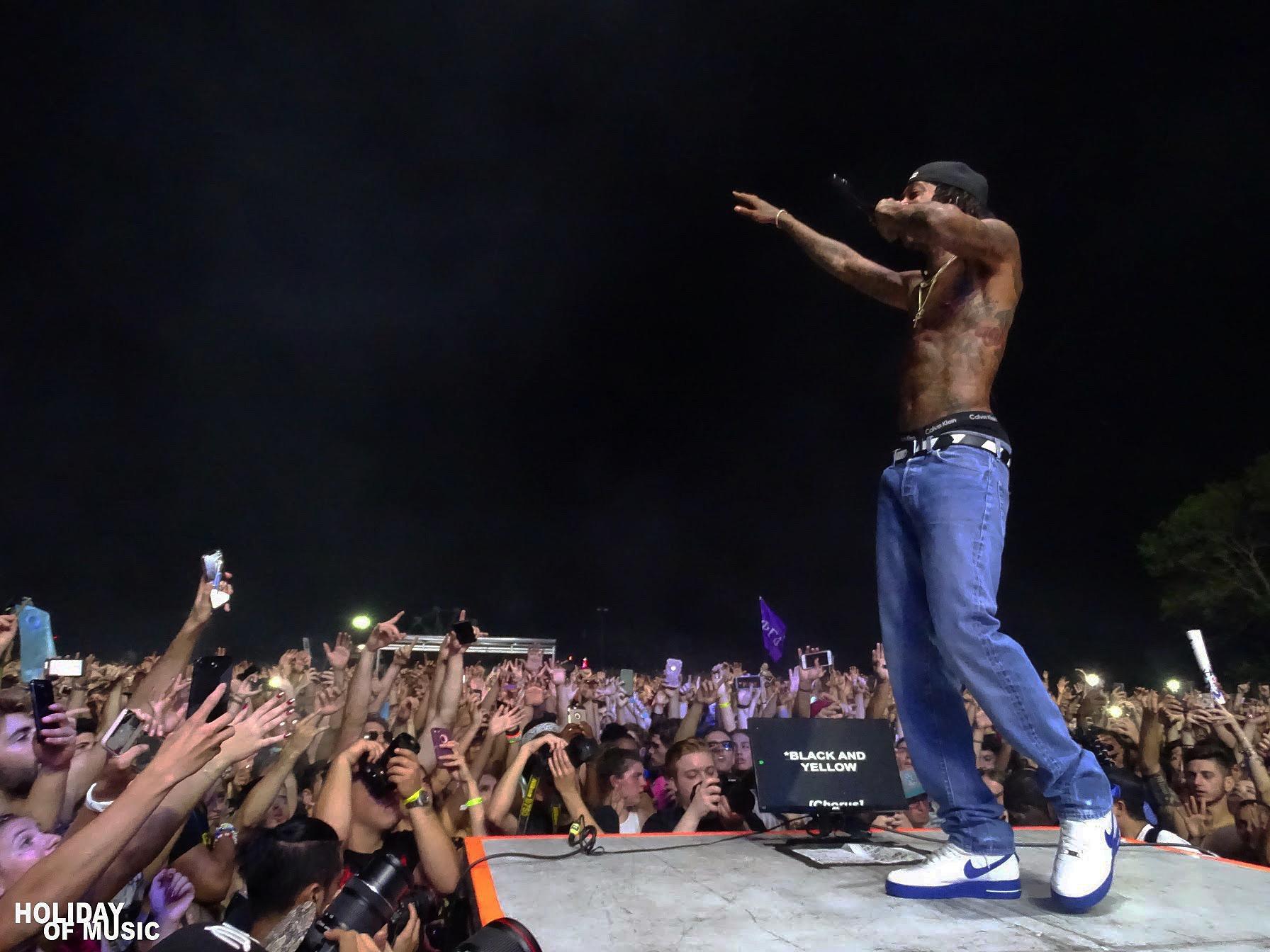 Wiz Khalifa - Rare Festival 2018