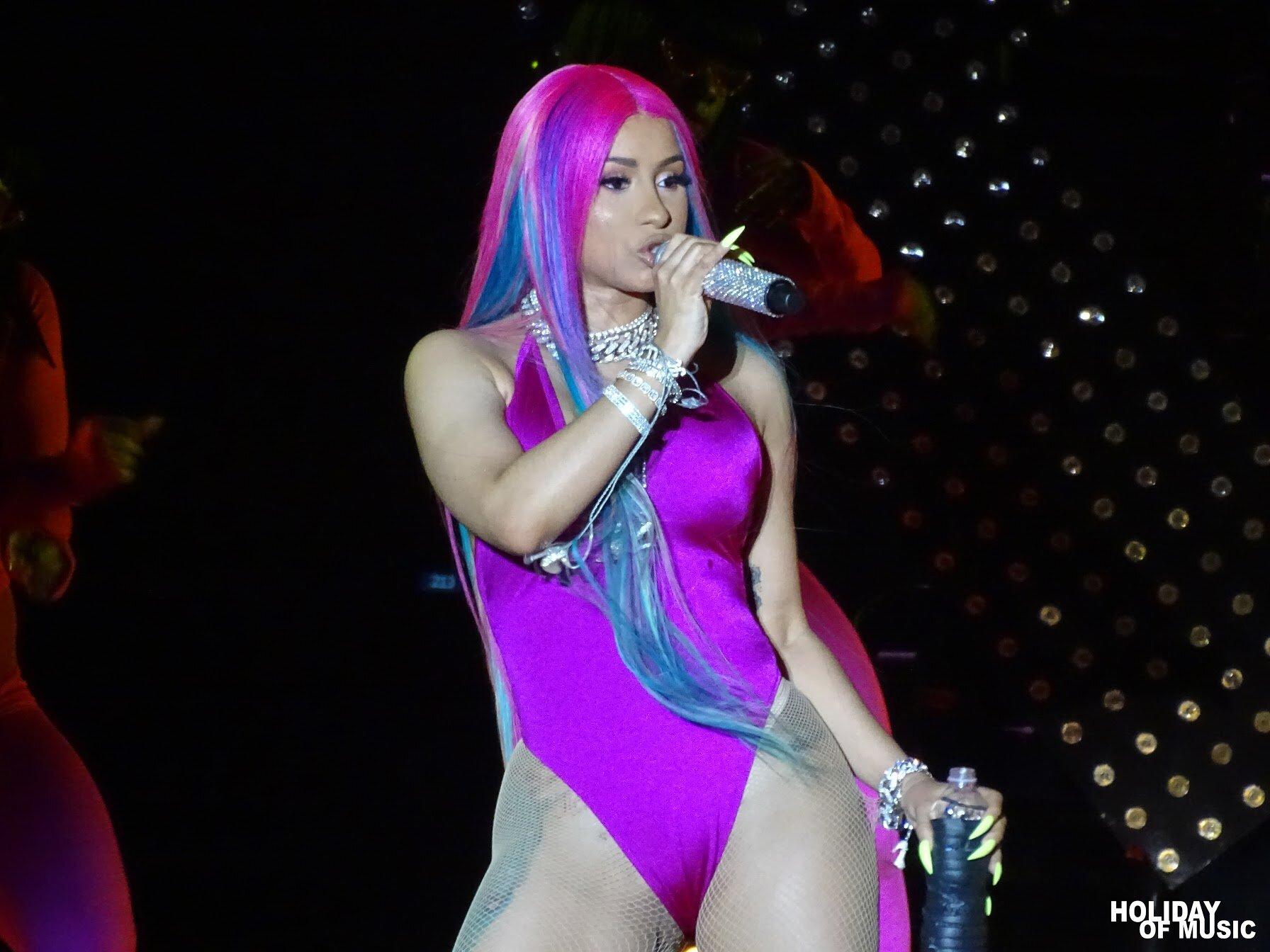 Cardi B - Rolling Loud Miami 2019