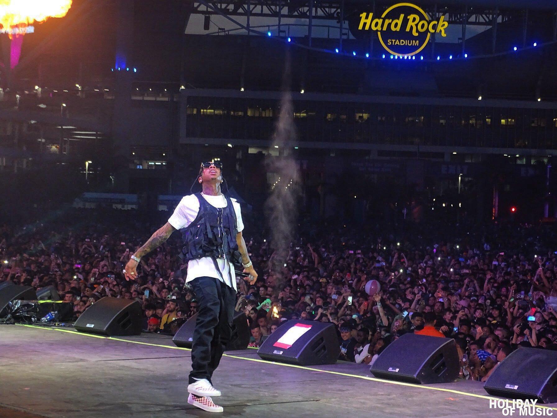 Tyga - Rolling Loud Miami 2019