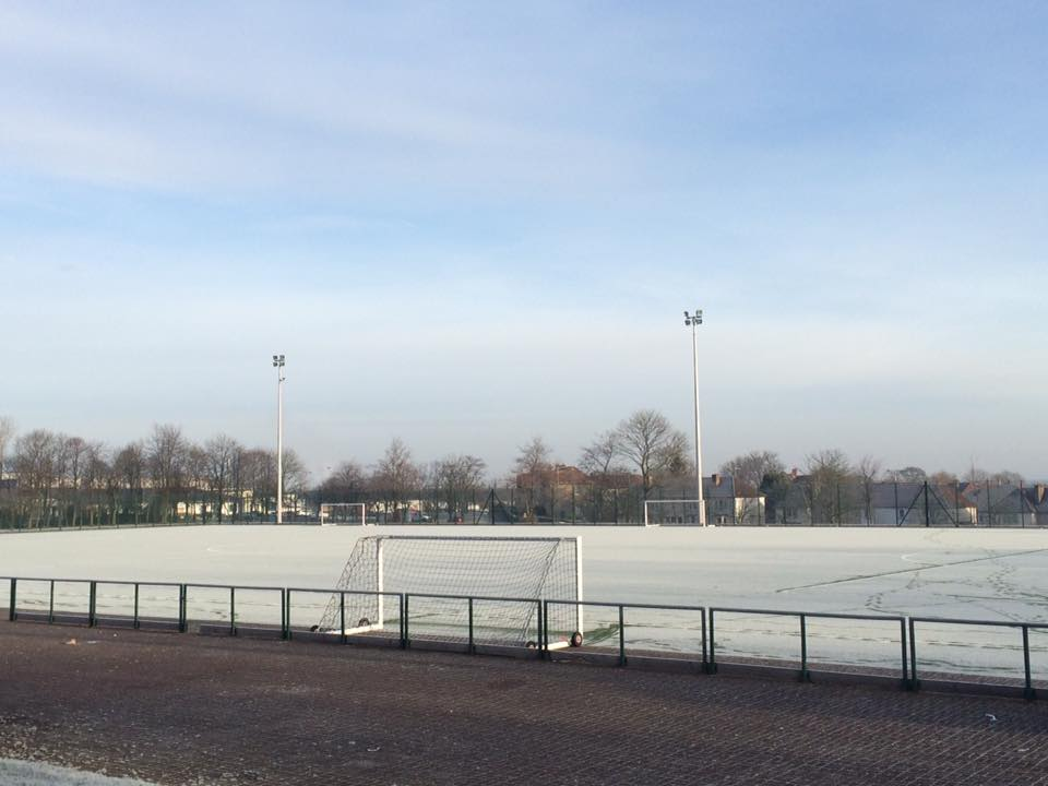 A truly all-weather pitch!