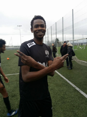 Anwar scored a great goal on his UGFC debut!