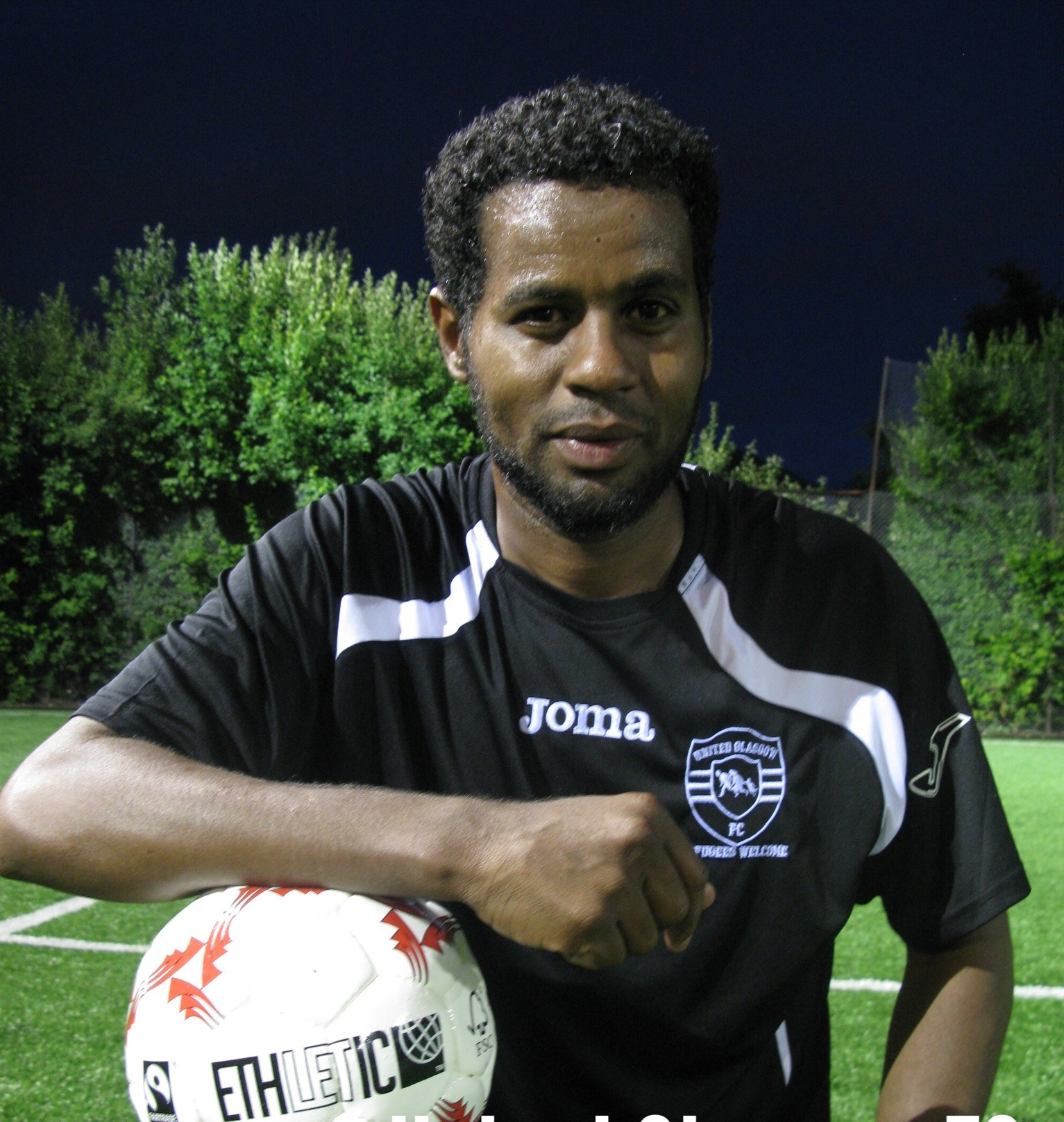 Chayna was voted Player of the Match by his teammates