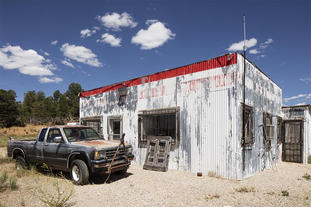 Gas Station, Regina, New Mexico, July 16, 2016