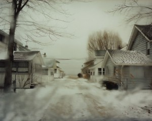 Todd Hido, Untitled #10473-B, 2011; Chromogenic Print