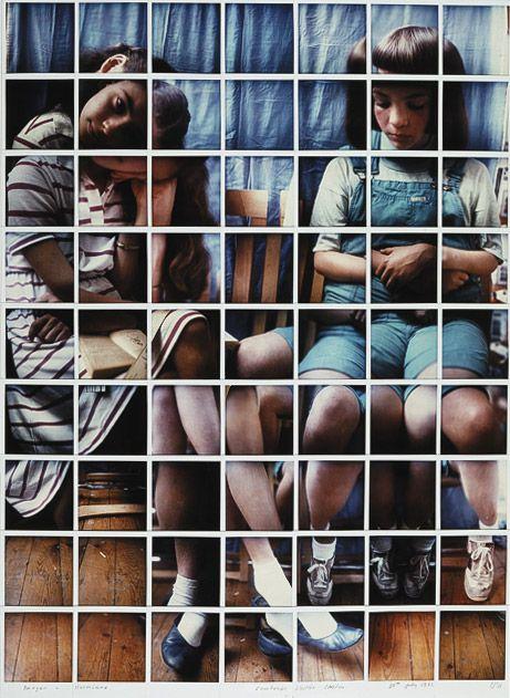 David Hockney, 'Composite Polaroid 31'