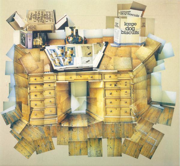 David Hockney, 'The Desk, July 1st, 1984.'