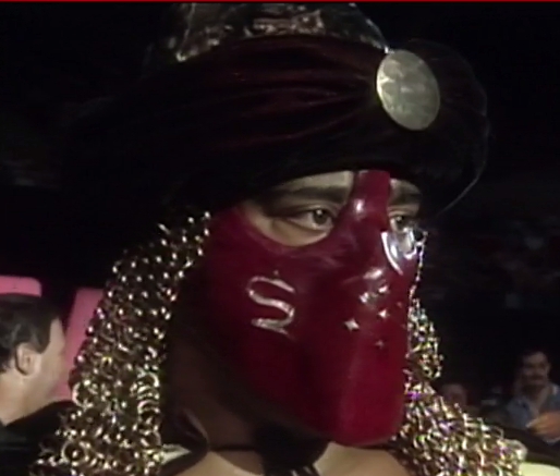 The Sultan, AKA Middle Eastern Shredder.