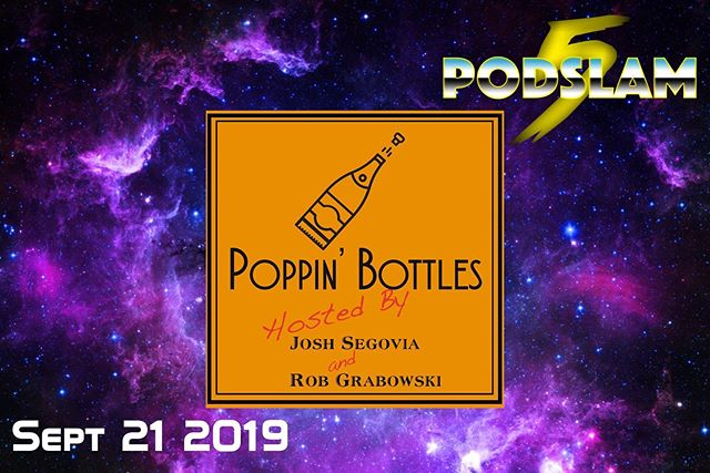 From sodas to juices to mix drinks, Poppin' Bottles will quench your podcast thirst on 9/21 at @iochicago during #Podslam19!Reach into your pockets and help us swallow our $5000 goal for @connorscure!For information on donations, tickets and more, go to http://arcadeaudio.net/podslam #ConnorsCure #podslam #jimmyv #podcast #chicago #charity
