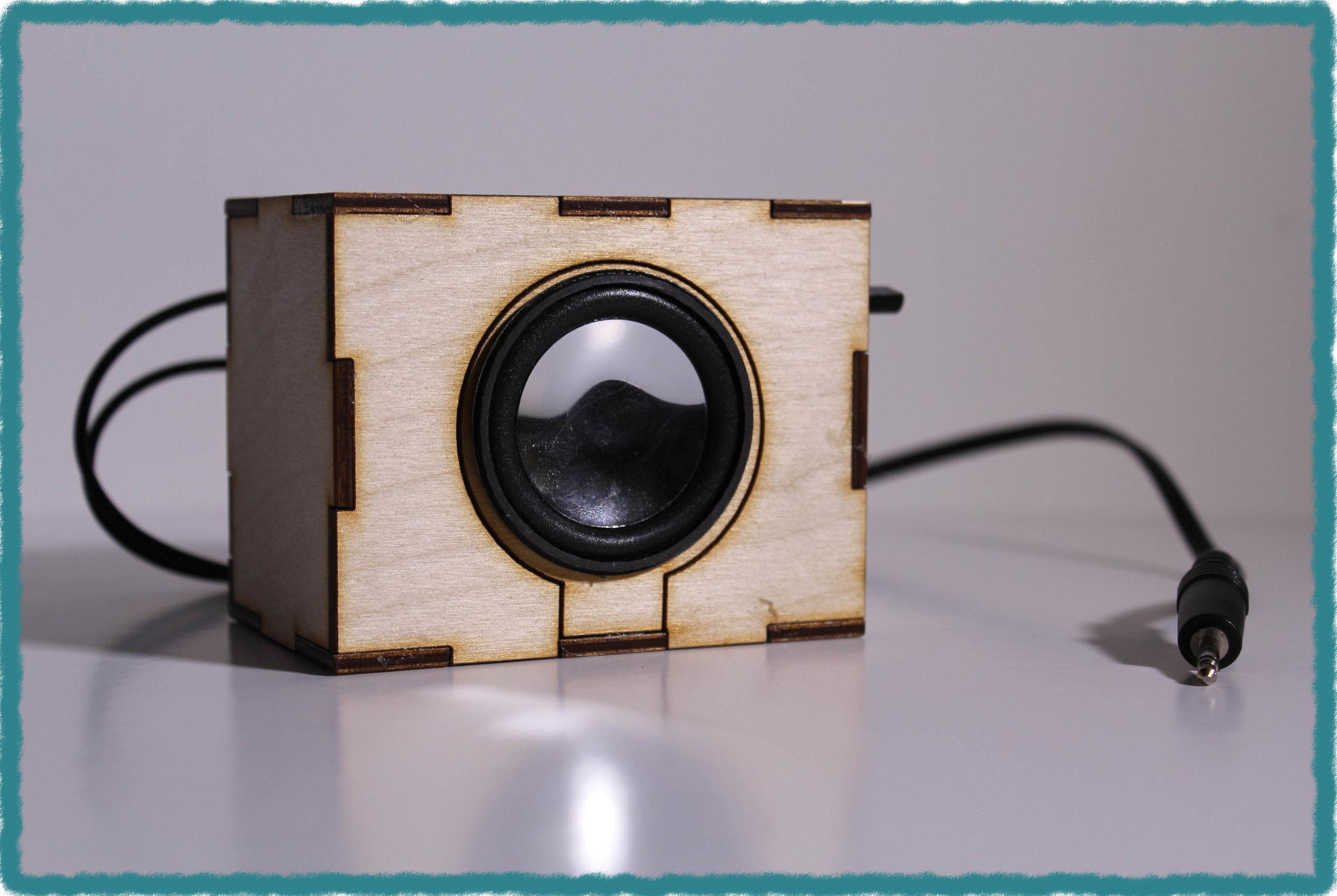 Build Your Own Speaker Workshop