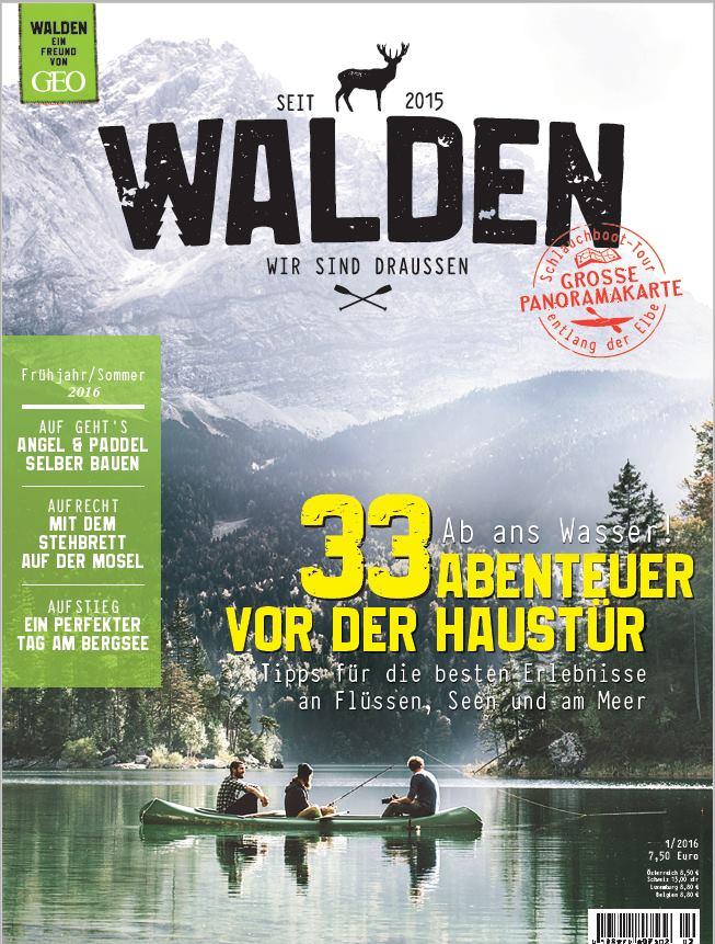 Walden - April 2016