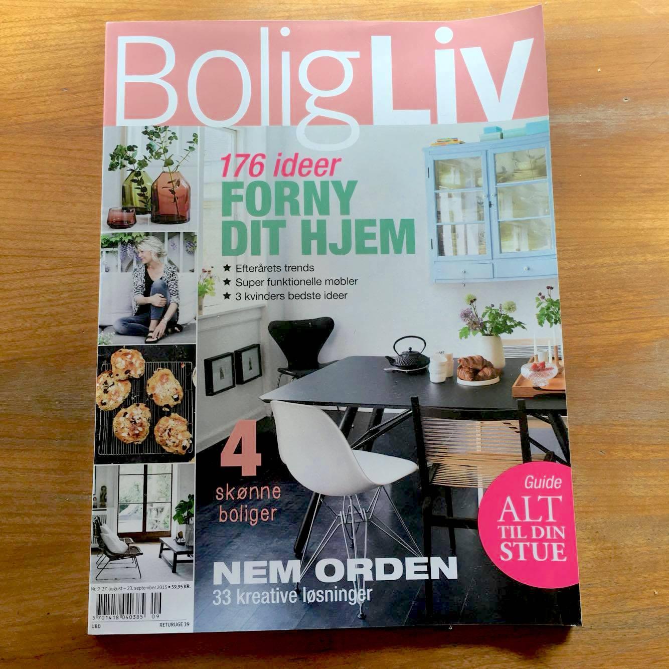 Boligliv - No. 09/2015