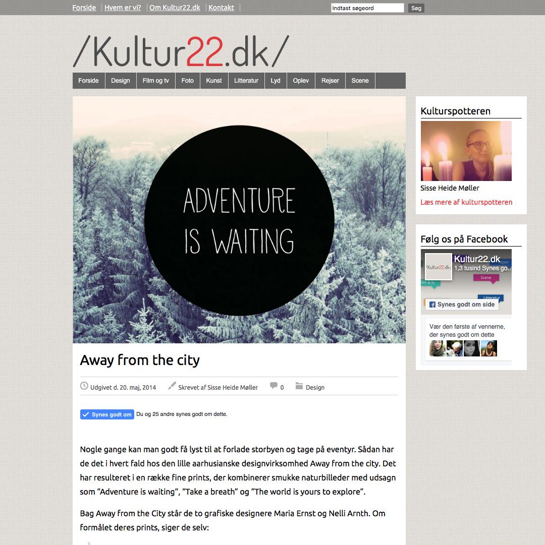 Kultur22 - May 2014