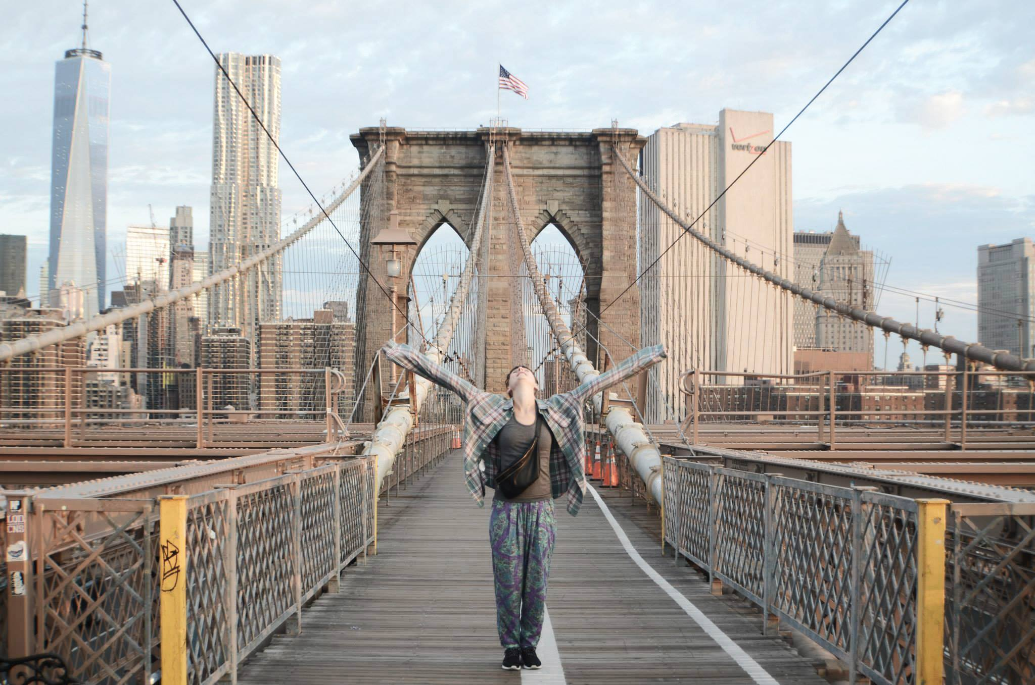 A couple of years ago I spent 2,5 month in NYC. The first part I lived on Upper West Side and later in Fort Greene, Brooklyn. It was the summer of my life.
