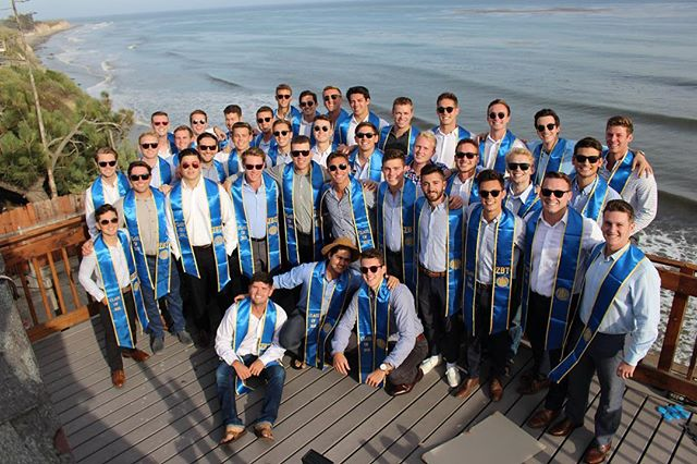 Forever grateful for the boys that built the house into what it is today. Looking forward to seeing all the adult stuff you'll do in the world. For the last time, ZBT Class of 2018. #legendsneverdie #shoots
