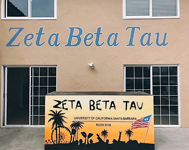 Starting off Spring Rush with a new rush board. Huge thank you from all the boys to Jordin and Shay for their hard work on this awesome rush board!