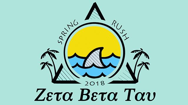 Come out to chap this week and celebrate dry week with the ZBTs. The schedule for Rush is as follows: Tuesday: Chick-fil-A (5-8) Wednesday: BBQ (12-3) Costco Pizza (5-8) Thursday: BBQ (12-3) Lilly's Tacos (5-8)  Friday: Bids at the SRB